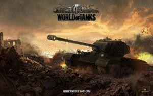 World of Tanks развалины города