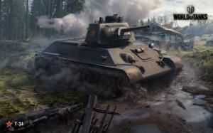Танк Т-34 WoT