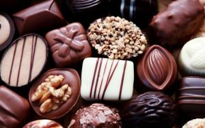 Шоколадные конфеты ассорти