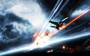 Battlefield самолеты