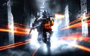 Battlefield перестрелка