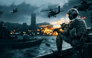 Battlefield военные действия