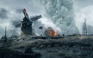 Battlefield 1 атмосфера игры