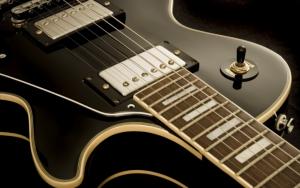 Дека и гриф гитары