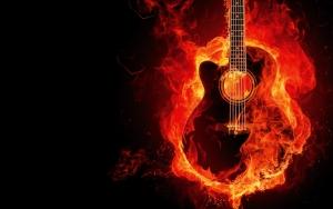 Огненная гитара