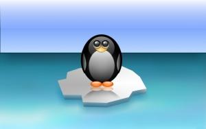 3d пингвинчик