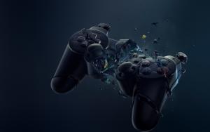 3d геймпад PS3