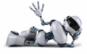Робот 3d