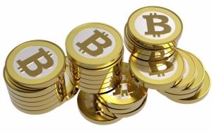 Bitcoin 3d монеты