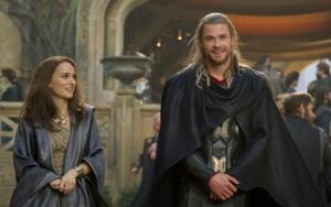 Тор и Джейн в Асгарде