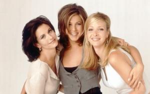 Сериал Друзья: Моника, Рейчел и Фиби