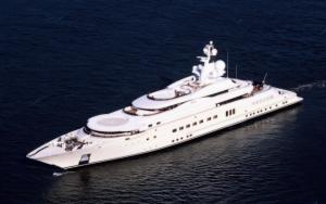 Яхта Абрамовича Pelorus