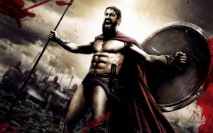 300 спартанцев Леонид