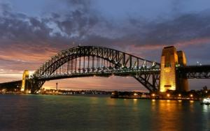 Харбор бридж в Сиднее