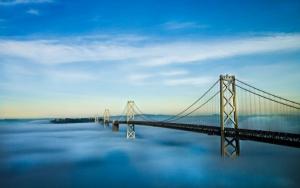 Мост над туманом