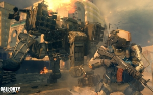 Call of Duty: Black Ops III роботы