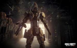 Call of Duty: Black Ops III суперсолдат