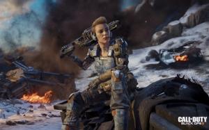 Героиня Call of Duty: Black Ops III