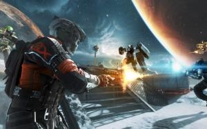 Call of Duty: Infinite Warfare в космосе