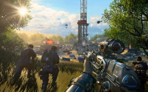 Call of Duty: Black Ops 4 отряд