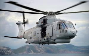 Военный вертолет Merlin MK1