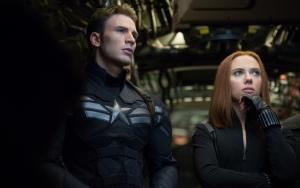 Капитан Америка и Черная вдова