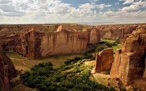 Красивый каньон