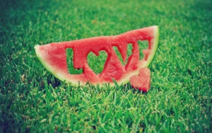 Love арбуз