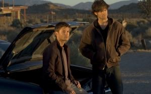 Dean Winchester и Sam Winchester