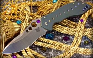 Оригинальный складной нож
