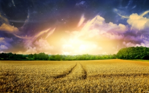 Дорога в фэнтези мир