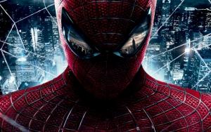 Новый Человек-паук маска