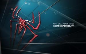 Новый Человек-паук лого
