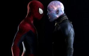 Новый Человек-паук и Электро