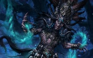 Колдун Diablo III