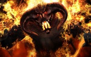 Огненный Диабло