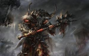 Эпичный варвар Diablo III