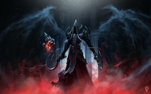 Ангел смерти Малтаэль Diablo III