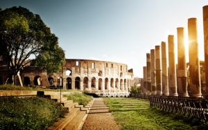 Колизей и колоннада