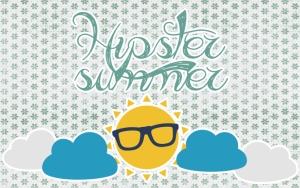 Hipster summer