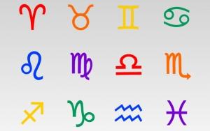 Знаки зодиака символы