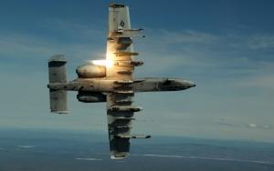 Штурмовик A-10 Thunderbolt