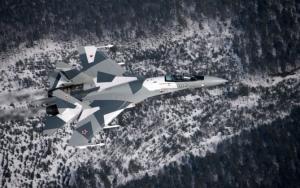 Крутой военный самолет