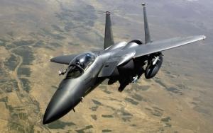 Полет F-15