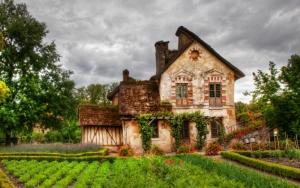 Деревенский дом во Франции