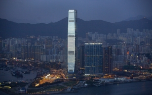 Международный коммерческий центр Гонконг