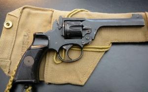 Пистолет системы Наган