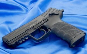 Пистолет HK45