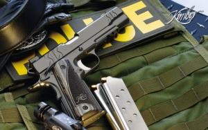 Пистолет полиции