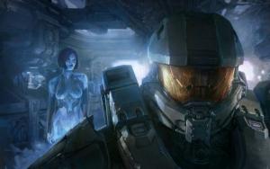 Cortana и Master Chief
